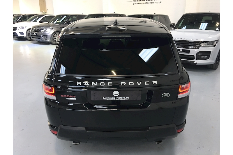 Land Rover Range Rover Sport Sdv6 Autobiography Dynamic Estate 3.0 Automatic Diesel - Large 9