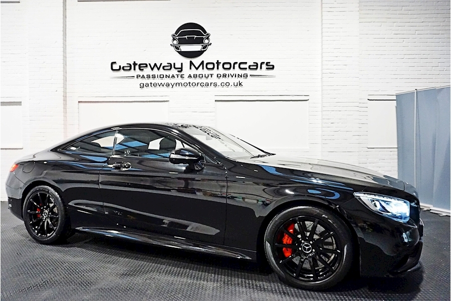 Mercedes-Benz S Class Amg S 63 Coupe 5.5 Automatic Petrol - Large 7