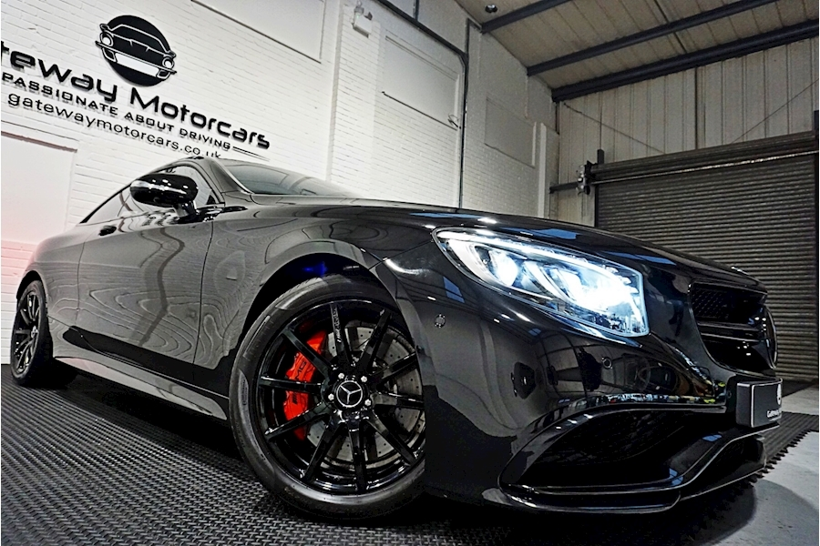 Mercedes-Benz S Class Amg S 63 Coupe 5.5 Automatic Petrol - Large 11