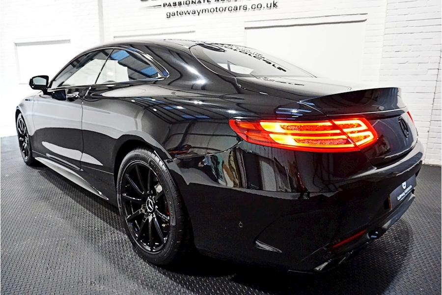 Mercedes-Benz S Class Amg S 63 Coupe 5.5 Automatic Petrol - Large 16