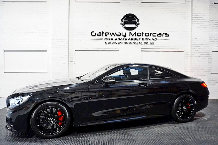 Mercedes-Benz S Class Amg S 63 Coupe 5.5 Automatic Petrol - Large 21