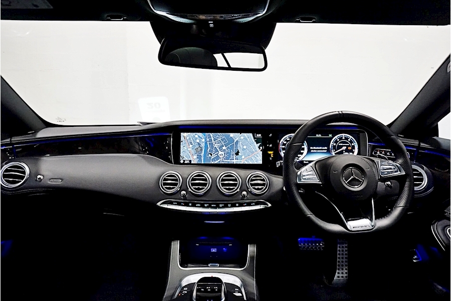 Mercedes-Benz S Class Amg S 63 Coupe 5.5 Automatic Petrol - Large 24