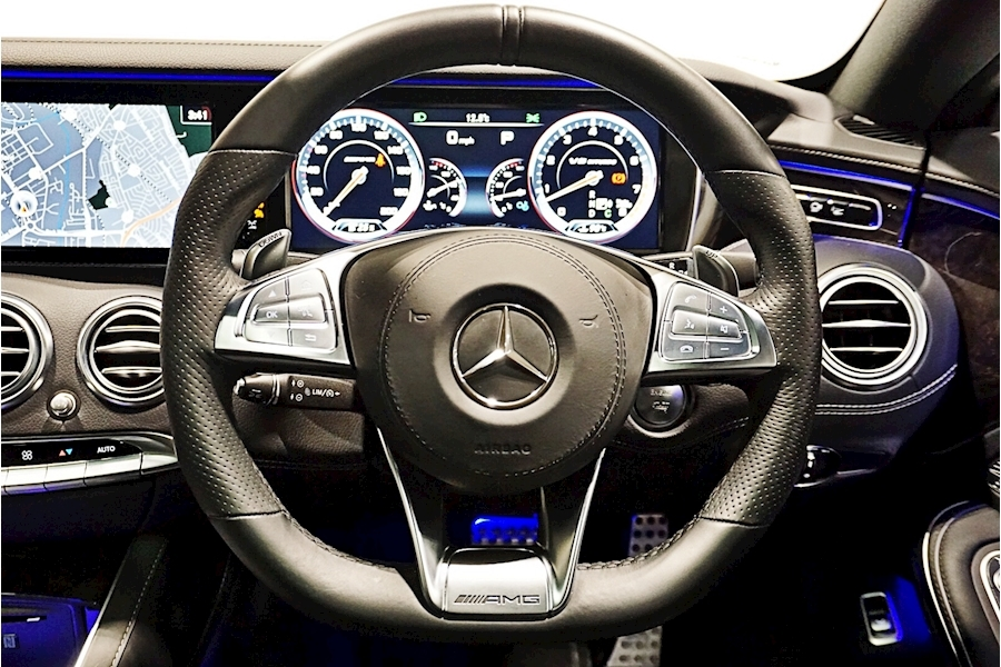 Mercedes-Benz S Class Amg S 63 Coupe 5.5 Automatic Petrol - Large 27