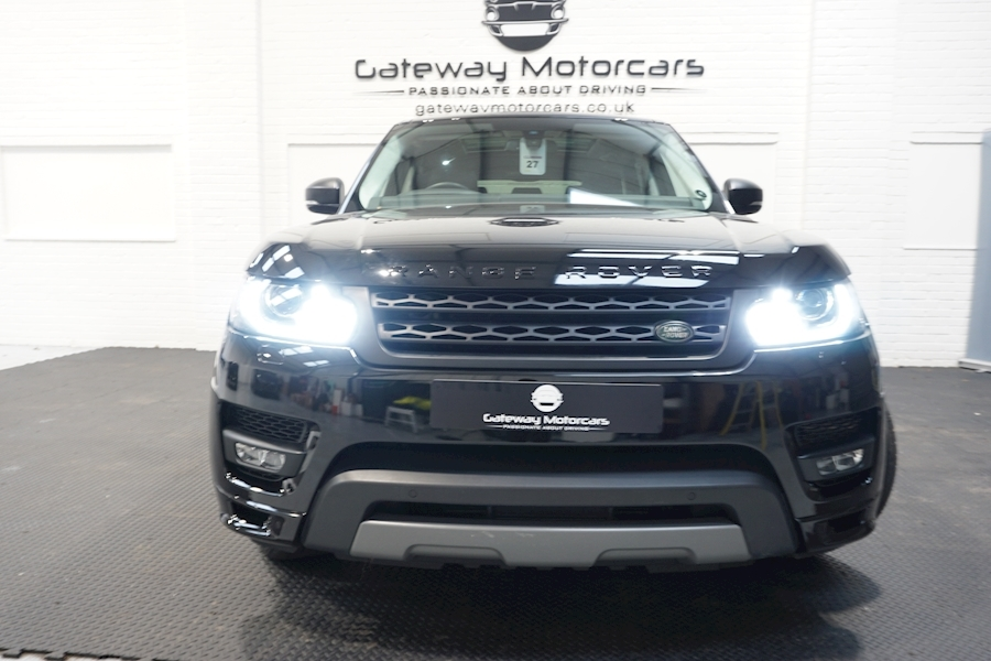 Land Rover Range Rover Sport Sdv6 Autobiography Dynamic Estate 3.0 Automatic Diesel - Large 7