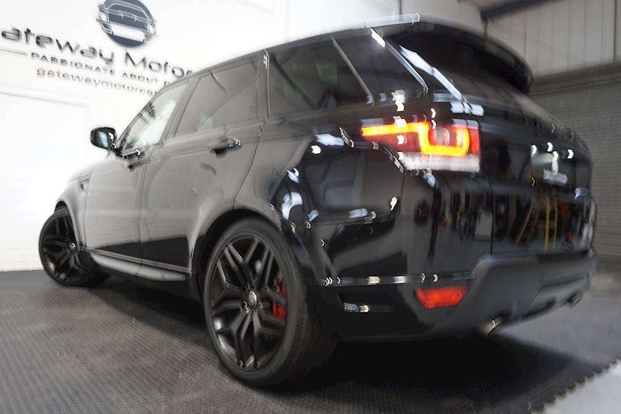 Land Rover Range Rover Sport Sdv6 Autobiography Dynamic Estate 3.0 Automatic Diesel - Large 11