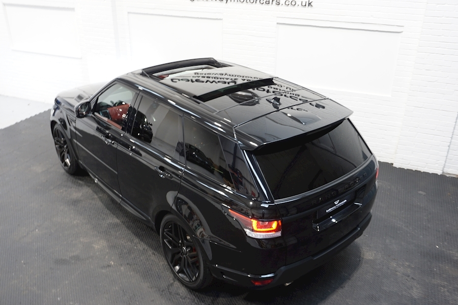 Land Rover Range Rover Sport Sdv6 Autobiography Dynamic Estate 3.0 Automatic Diesel - Large 14