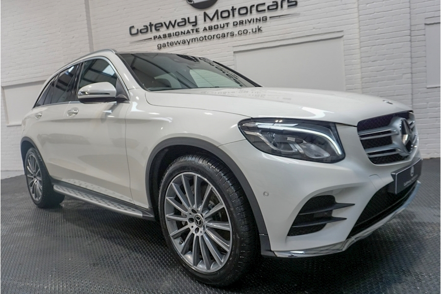 Mercedes-Benz Glc-Class Glc 220 D 4Matic Amg Line Premium Estate 2.1 Automatic Diesel - Large 1