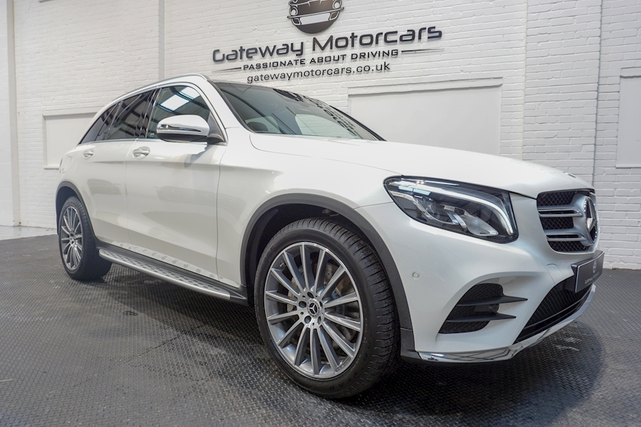 Mercedes-Benz Glc-Class Glc 220 D 4Matic Amg Line Premium Estate 2.1 Automatic Diesel - Large 0