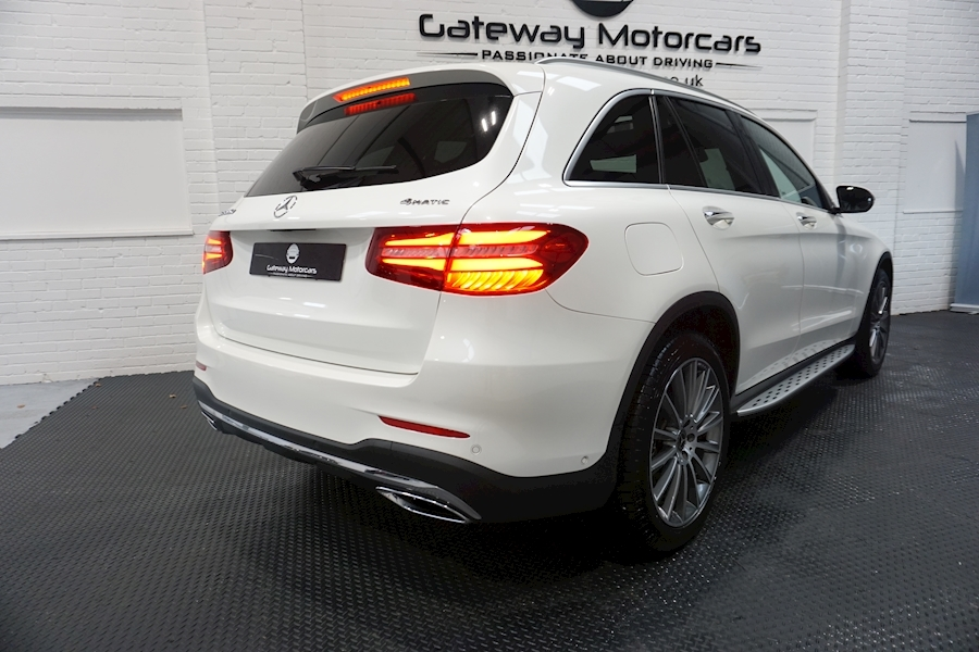 Mercedes-Benz Glc-Class Glc 220 D 4Matic Amg Line Premium Estate 2.1 Automatic Diesel - Large 2