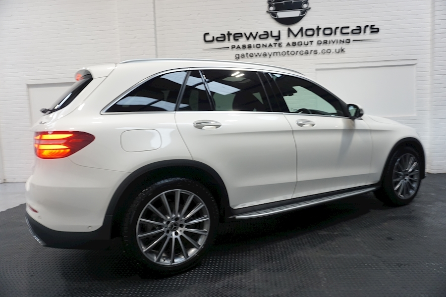 Mercedes-Benz Glc-Class Glc 220 D 4Matic Amg Line Premium Estate 2.1 Automatic Diesel - Large 3