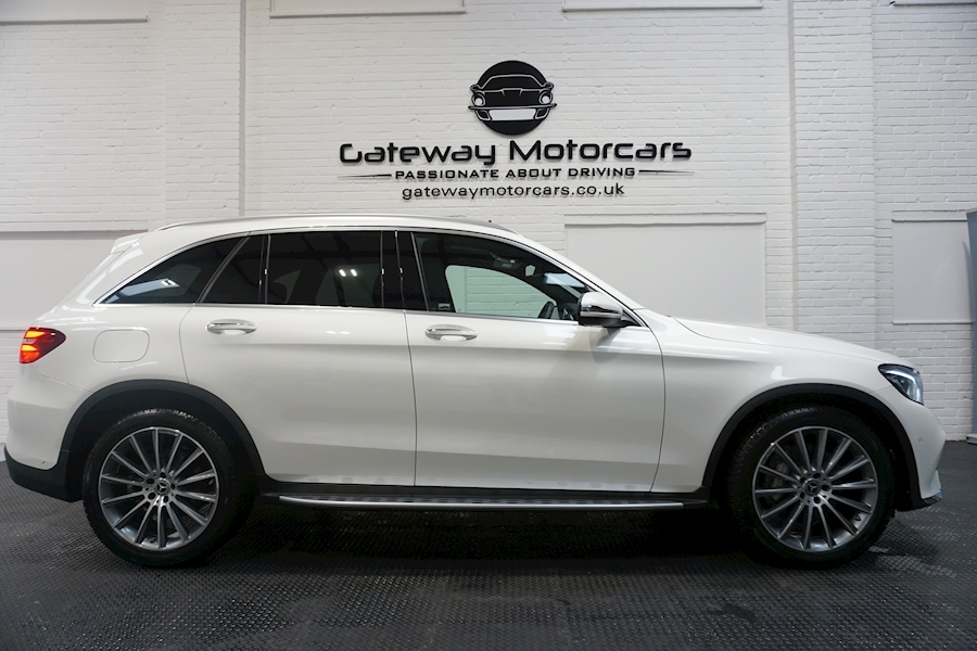 Mercedes-Benz Glc-Class Glc 220 D 4Matic Amg Line Premium Estate 2.1 Automatic Diesel - Large 4