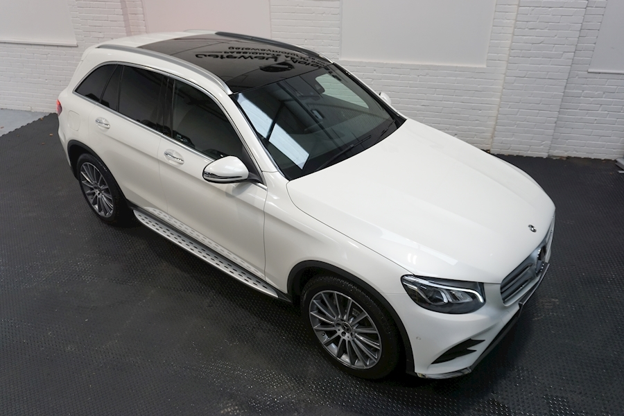 Mercedes-Benz Glc-Class Glc 220 D 4Matic Amg Line Premium Estate 2.1 Automatic Diesel - Large 5