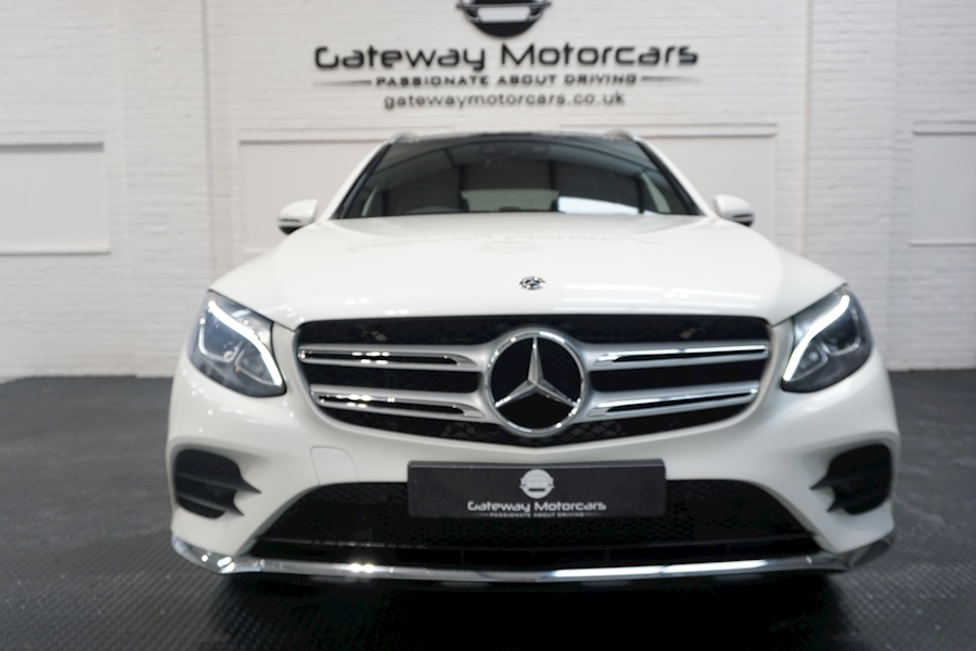 Mercedes-Benz Glc-Class Glc 220 D 4Matic Amg Line Premium Estate 2.1 Automatic Diesel - Large 6