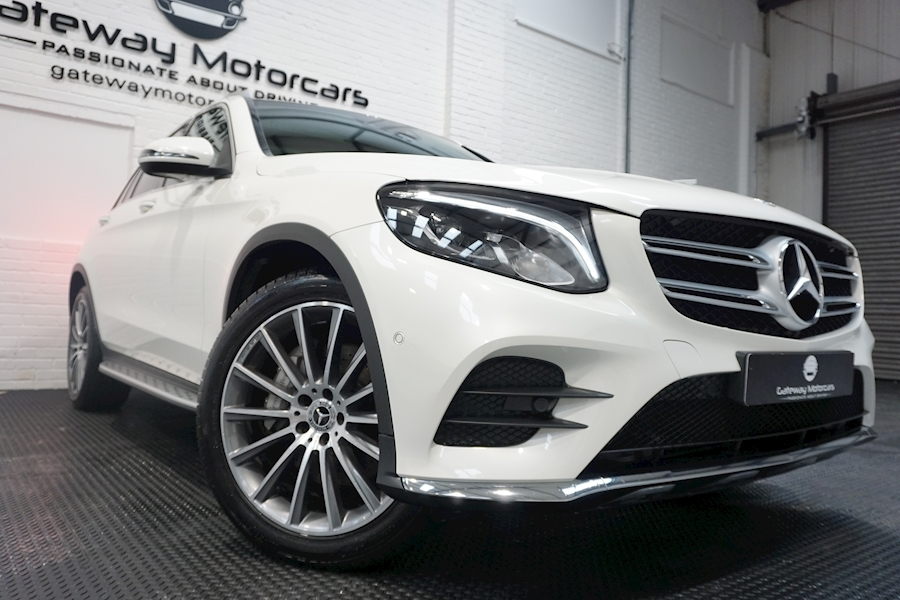 Mercedes-Benz Glc-Class Glc 220 D 4Matic Amg Line Premium Estate 2.1 Automatic Diesel - Large 7