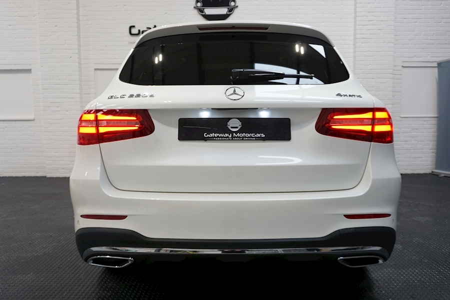 Mercedes-Benz Glc-Class Glc 220 D 4Matic Amg Line Premium Estate 2.1 Automatic Diesel - Large 8