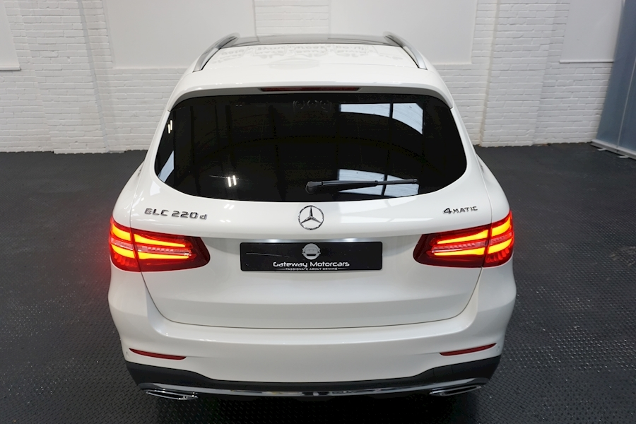 Mercedes-Benz Glc-Class Glc 220 D 4Matic Amg Line Premium Estate 2.1 Automatic Diesel - Large 9