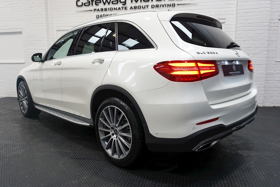 Mercedes-Benz Glc-Class Glc 220 D 4Matic Amg Line Premium Estate 2.1 Automatic Diesel - Large 10