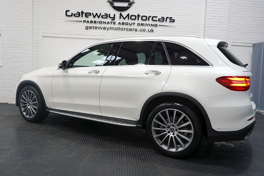 Mercedes-Benz Glc-Class Glc 220 D 4Matic Amg Line Premium Estate 2.1 Automatic Diesel - Large 11