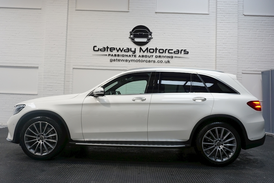 Mercedes-Benz Glc-Class Glc 220 D 4Matic Amg Line Premium Estate 2.1 Automatic Diesel - Large 12