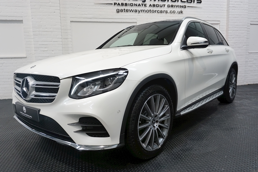 Mercedes-Benz Glc-Class Glc 220 D 4Matic Amg Line Premium Estate 2.1 Automatic Diesel - Large 13