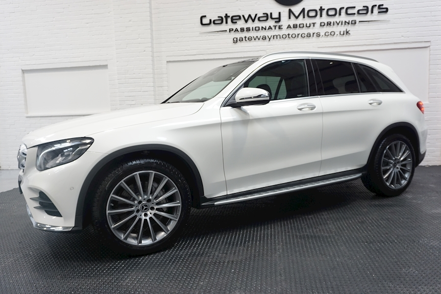 Mercedes-Benz Glc-Class Glc 220 D 4Matic Amg Line Premium Estate 2.1 Automatic Diesel - Large 14
