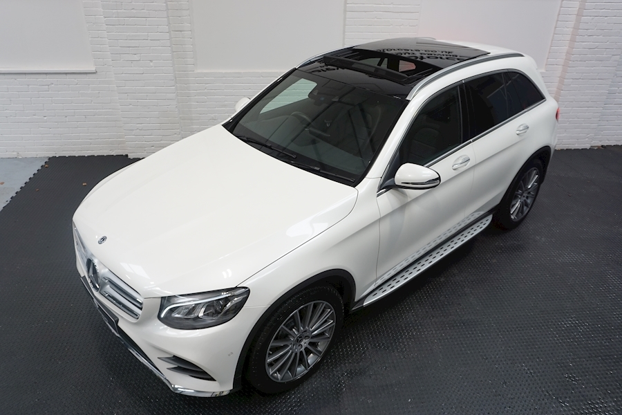 Mercedes-Benz Glc-Class Glc 220 D 4Matic Amg Line Premium Estate 2.1 Automatic Diesel - Large 15