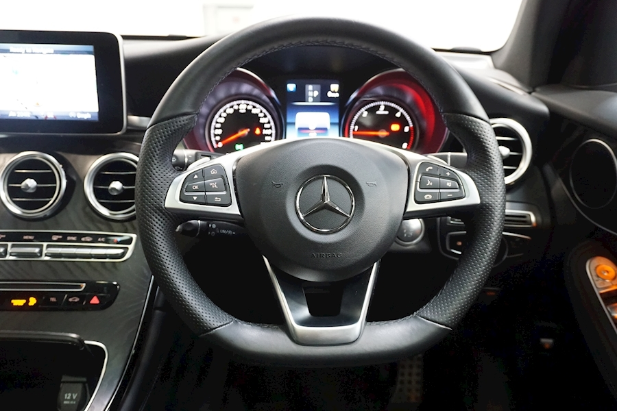 Mercedes-Benz Glc-Class Glc 220 D 4Matic Amg Line Premium Estate 2.1 Automatic Diesel - Large 29