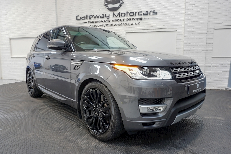 Land Rover Range Rover Sport Sdv6 Hse Estate 3.0 Automatic Diesel - Large 1