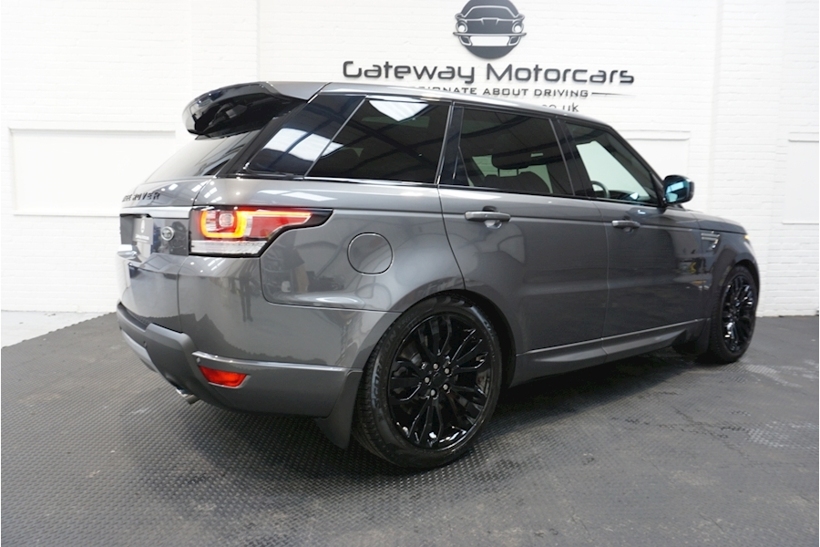 Land Rover Range Rover Sport Sdv6 Hse Estate 3.0 Automatic Diesel - Large 3