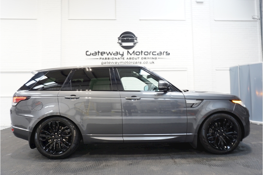 Land Rover Range Rover Sport Sdv6 Hse Estate 3.0 Automatic Diesel - Large 5