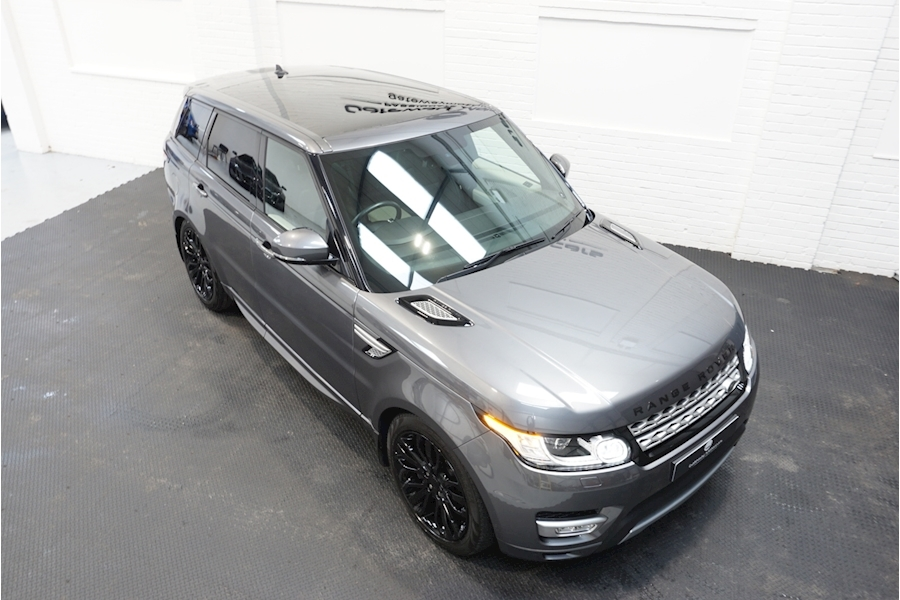 Land Rover Range Rover Sport Sdv6 Hse Estate 3.0 Automatic Diesel - Large 7