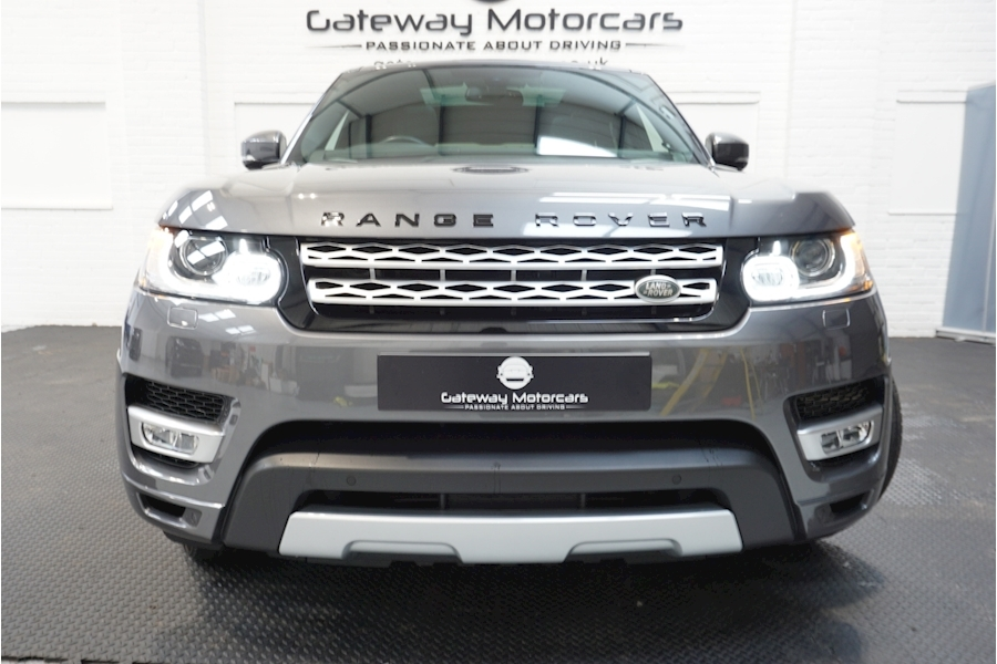 Land Rover Range Rover Sport Sdv6 Hse Estate 3.0 Automatic Diesel - Large 8