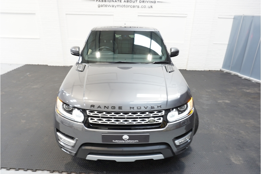 Land Rover Range Rover Sport Sdv6 Hse Estate 3.0 Automatic Diesel - Large 9