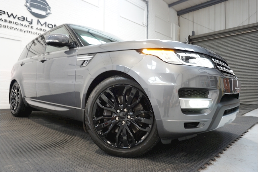 Land Rover Range Rover Sport Sdv6 Hse Estate 3.0 Automatic Diesel - Large 10