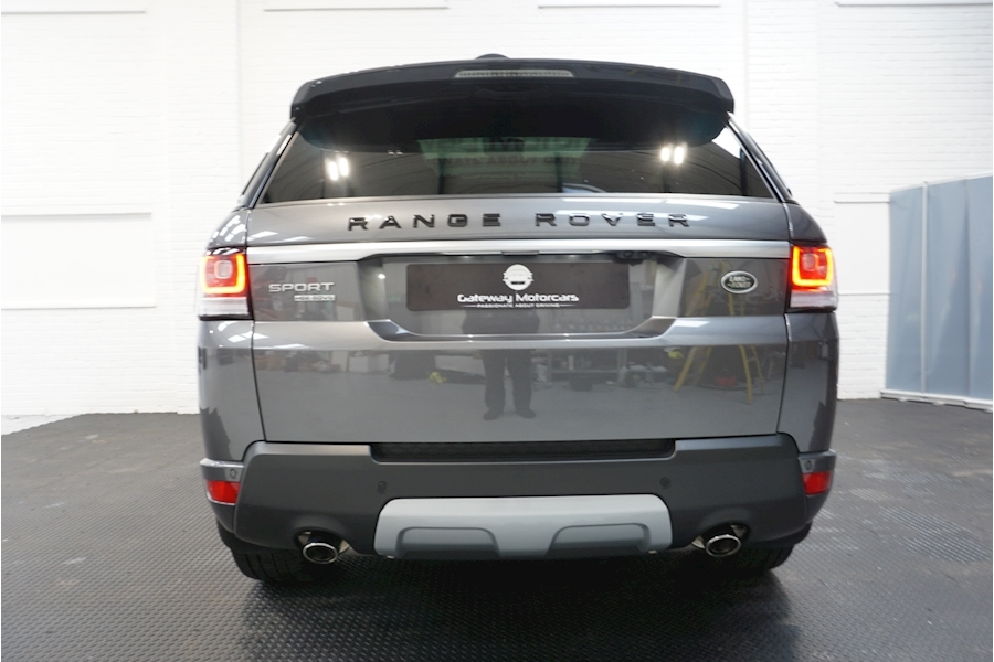Land Rover Range Rover Sport Sdv6 Hse Estate 3.0 Automatic Diesel - Large 11