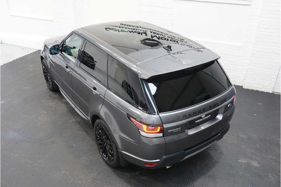 Land Rover Range Rover Sport Sdv6 Hse Estate 3.0 Automatic Diesel - Large 15