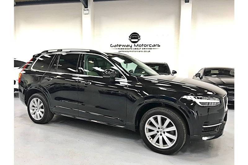 Volvo Xc90 D5 Powerpulse Momentum Awd Estate 2.0 Automatic Diesel - Large 0