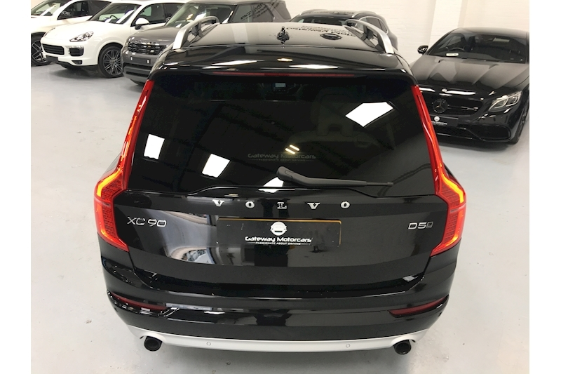 Volvo Xc90 D5 Powerpulse Momentum Awd Estate 2.0 Automatic Diesel - Large 9