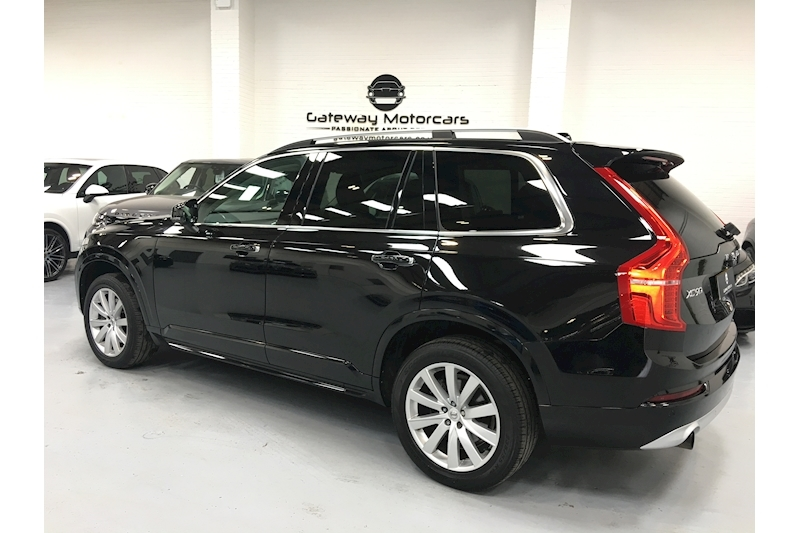 Volvo Xc90 D5 Powerpulse Momentum Awd Estate 2.0 Automatic Diesel - Large 12