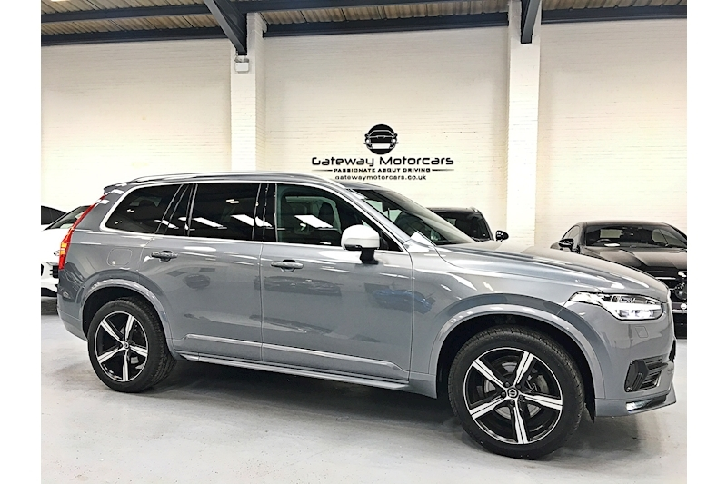 Volvo Xc90 D5 R-DESIGN AWD GEAR TRONIC 2.0 Automatic Diesel - Large 0