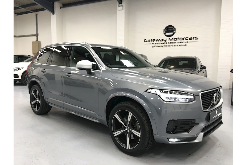Volvo Xc90 D5 R-DESIGN AWD GEAR TRONIC 2.0 Automatic Diesel - Large 1