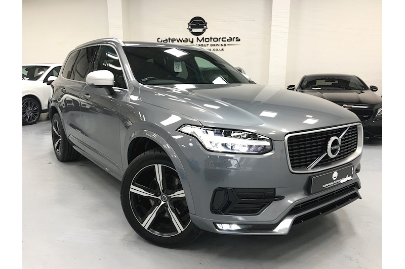 Volvo Xc90 D5 R-DESIGN AWD GEAR TRONIC 2.0 Automatic Diesel - Large 2