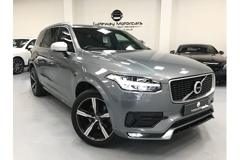 Xc90 D5 R-DESIGN AWD GEAR TRONIC 2.0 Automatic Diesel