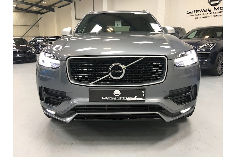 Volvo Xc90 D5 R-DESIGN AWD GEAR TRONIC 2.0 Automatic Diesel - Large 3