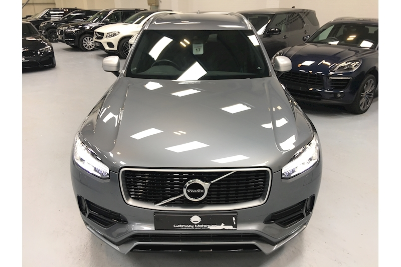 Volvo Xc90 D5 R-DESIGN AWD GEAR TRONIC 2.0 Automatic Diesel - Large 4