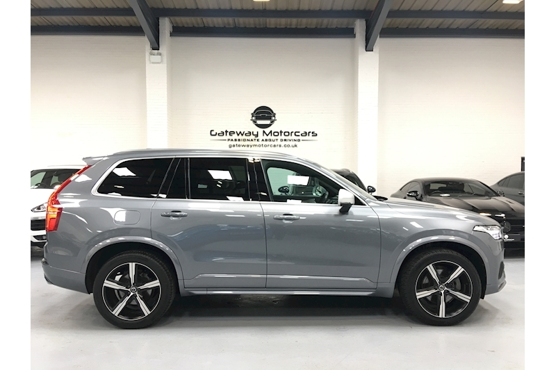 Volvo Xc90 D5 R-DESIGN AWD GEAR TRONIC 2.0 Automatic Diesel - Large 5