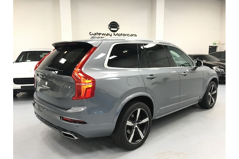 Volvo Xc90 D5 R-DESIGN AWD GEAR TRONIC 2.0 Automatic Diesel - Large 6