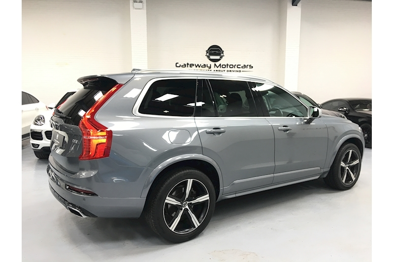 Volvo Xc90 D5 R-DESIGN AWD GEAR TRONIC 2.0 Automatic Diesel - Large 7
