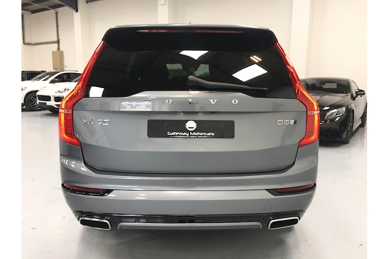 Volvo Xc90 D5 R-DESIGN AWD GEAR TRONIC 2.0 Automatic Diesel - Large 8
