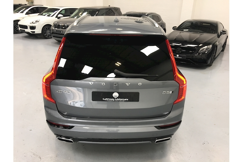 Volvo Xc90 D5 R-DESIGN AWD GEAR TRONIC 2.0 Automatic Diesel - Large 9